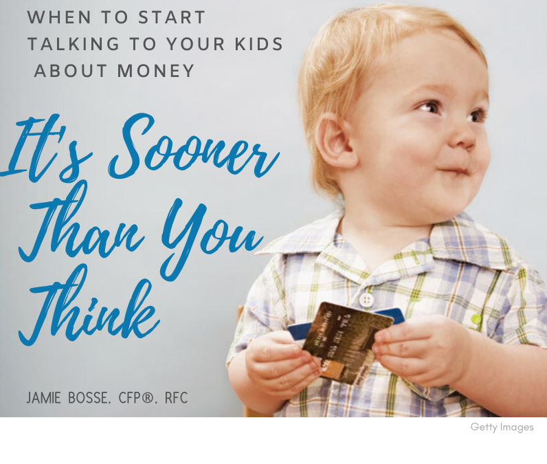 When to Start Talking to Kids About Money – It's Sooner Than You Think