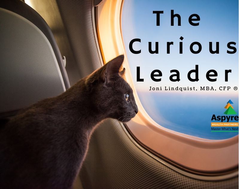 The Curious (and Successful) Leader