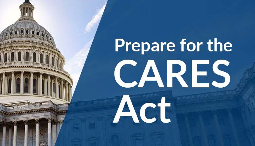 Sealed Deal: CARES Act