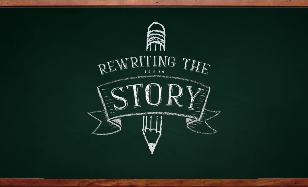 Navigating Life's Transitions by Rewriting Your Story