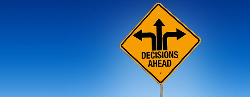 Decision Free Zone