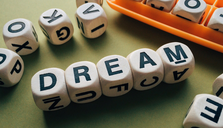 Go Ahead, Dream A Little – Better Yet, Dream A Lot