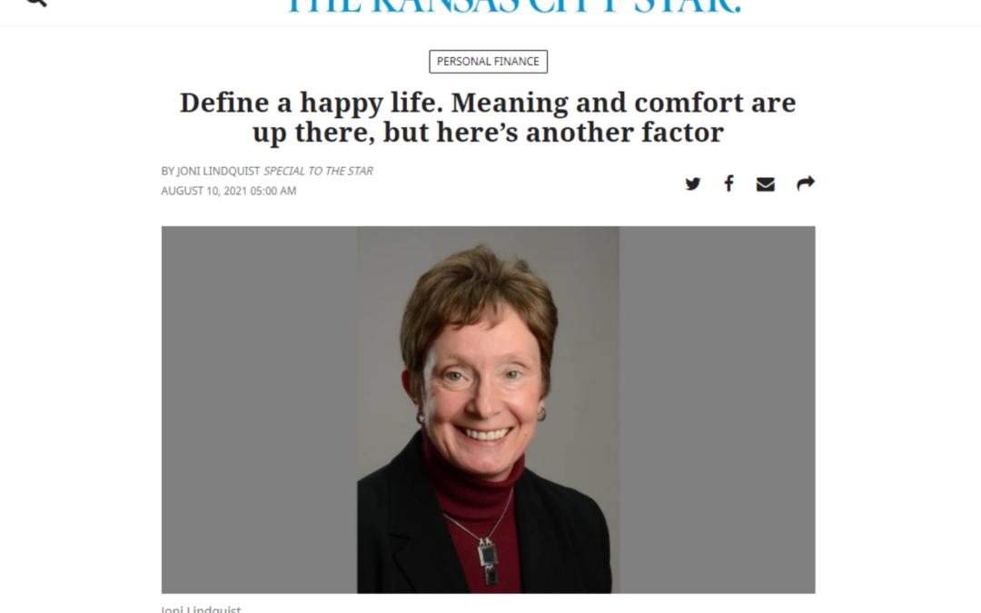Define A Happy Life